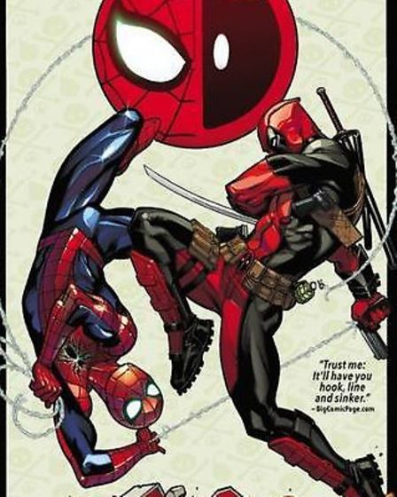 Spider-Man/Deadpool: Isn't It Bromantic?