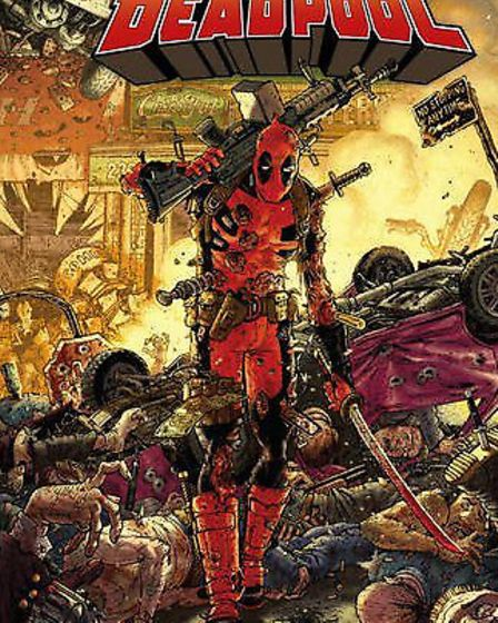 Deadpool: World's Greatest - End of an Error