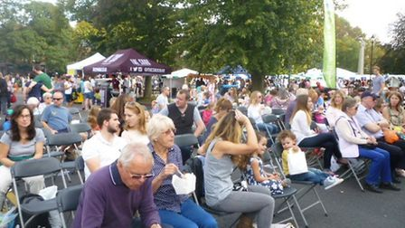 Harpenden Food and Drink Festival
