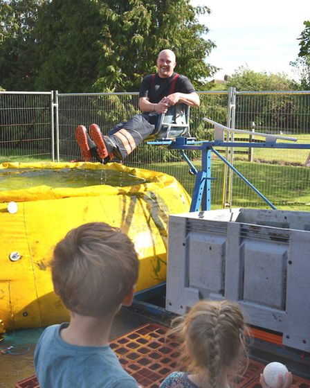 St Neots Fire Station Open Day,