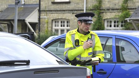 60 vehicle thefts took place in the St Albans district over the last two weeks