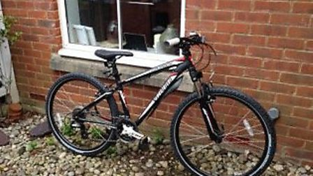 Have you seen this bike? It was stolen from St Albans Abbey station