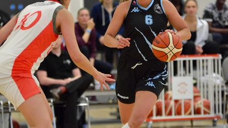 Kyla Nelson scored 22 points for Oaklands Wolves on their WBBL debut