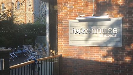 The Bakehouse has just recently been named Best Café in the St Albans and Harpenden Food and Drink A
