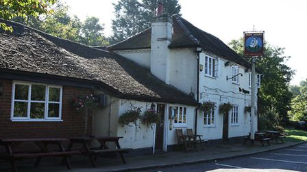 The Waggoners Pub and Restaurant, Ayot Green