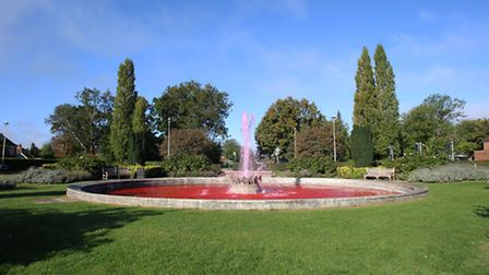 The Fountain, Parkway