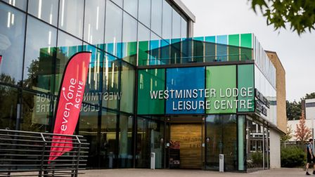 Westminster Lodge Leisure Centre. Picture: KIERAN GREEN