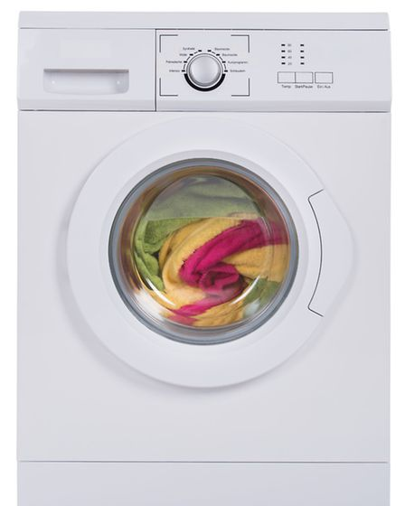 Make sure your next washing machine has a Waterwise ranking