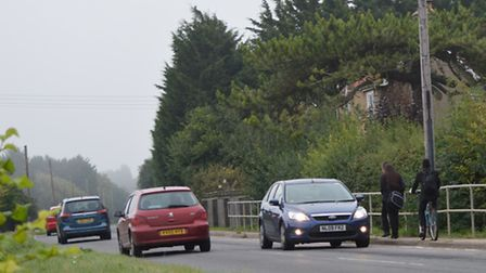 Councillor Sass Pledger is calling for the speed limit on Bassingbourn Road/Brook Road to be reduced