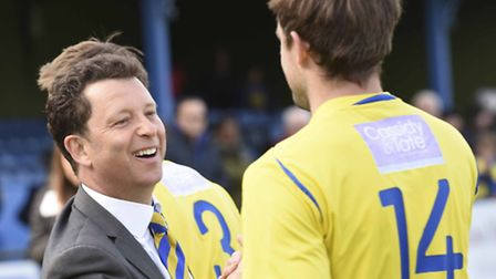 St Albans City co-owner Lawrence Levy has explained the reasons over the FA Cup ticket prices with C