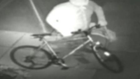 CCTV has been released following a burglary at Huntingdon Community Centre.