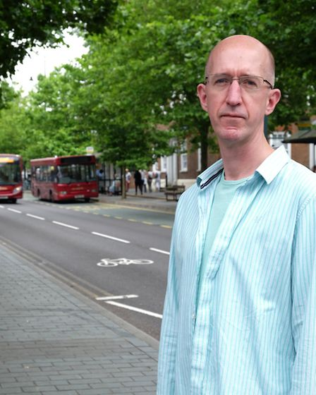 Cllr Simon Grover has expressed major concern about the cap in St Albans