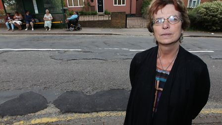 Cllr Roma Mills is concerned about how the cap will affect St Albans
