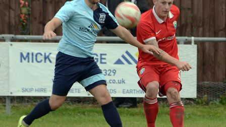 London Colney's reward for a 3-0 win over Godmanchester Rovers in the FA Vase is a home tie with Hol