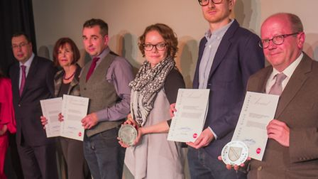 Civic Society awards, commendations and winning properties