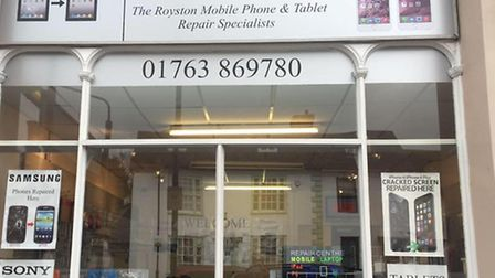 iFixit Repairs are offering their services at the Royston repair cafe on Sunday.