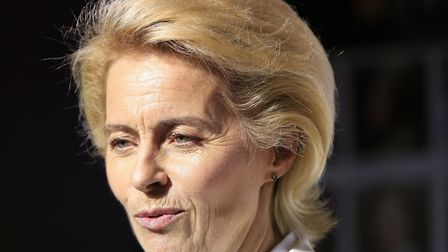 German Defence Minister Ursula von der Leyen has been proposed as European Commission chief. Picture
