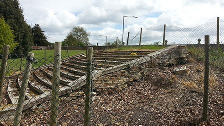 The Hinchingbrooke Park wall and Pepys steps have undergone renovation in the last year.
