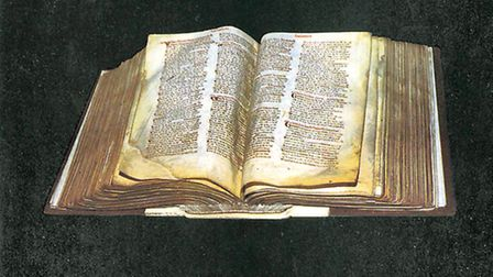Covington is mentioned in the Domesday Book