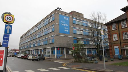 Watford General Hospital were not at fault, an inquest heard