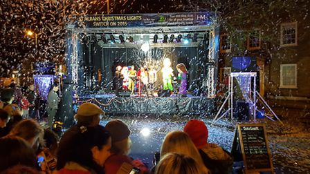 St Albans switch on