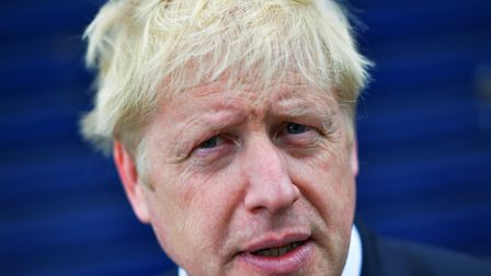 Favourite to become the Conservative party leader Boris Johnson. Picture: Dylan Martinez/PA Wire/PA