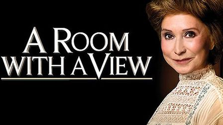 Felicity Kendal in a Room with a View