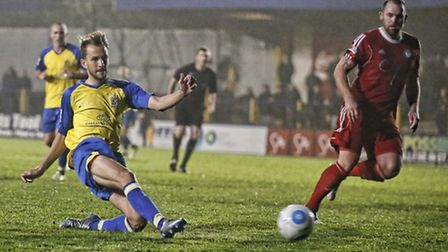 St Albans City are in fine form at the minute. Picture: LEIGH PAGE