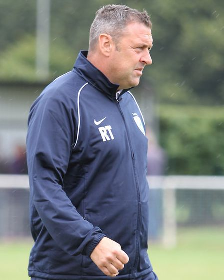 Former London Colney manager Ryan Thompson will take charge at Colney Heath. Picture: DANNY LOO
