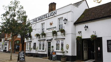 The White Lion, High Street