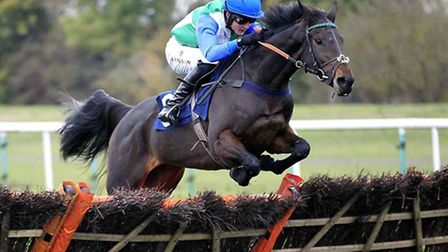 Midnight Gem won the Pellys Solicitors Pettifoggers Party Handicap Hurdle for trainer Charlie Longsd