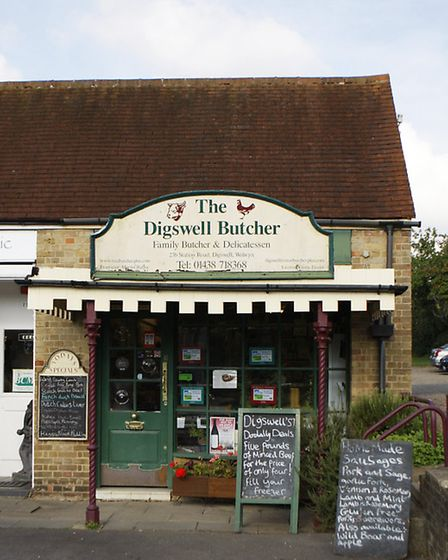 The Digswell Butcher
