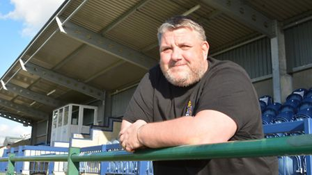 St Neots Town boss Andy Davies is tackling the club's dismal discipline.