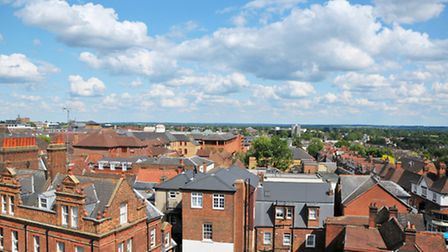 St Albans: Views worth paying an absolute fortune for