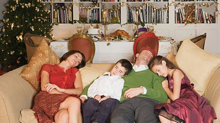 Your current sofa will be fine for a post Xmas lunch snooze