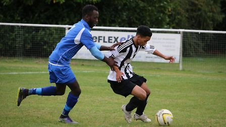 Colney Heath came back from defeat to Welwyn Garden City to defeat high-flying Berkhamsted. Picture: