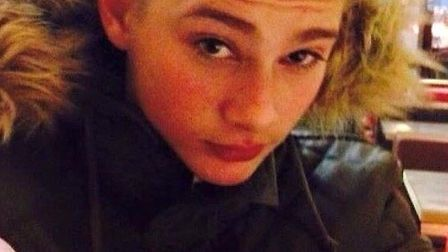 St Albans teenager Harley Tobias, who sadly died in October 2015