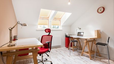 A loft conversion can create a useful new room