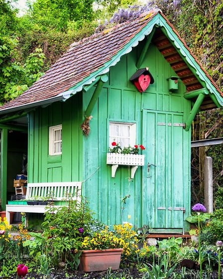 A purpose-built shed could be just the thing you need