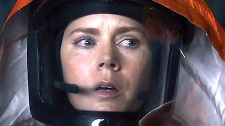Arrival is out in cinemas now