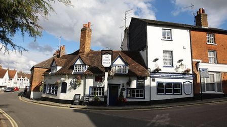 The Eight Bells, Old Hatfield