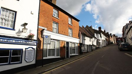 Fore Street, Old Hatfield