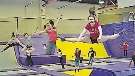 Gravity Force has opened in St Albans