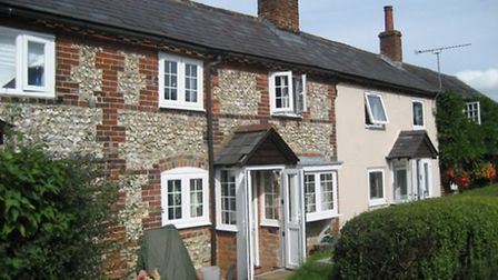 Andy's current home in Ballinger, near Great Missenden