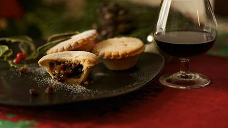 Mince pies and mulled wine will be your reward