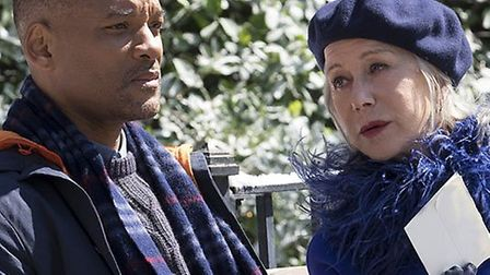 Will Smith and Helen Mirren star in Collateral Beauty