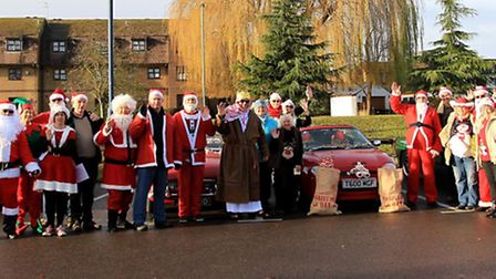 Cambridgeshire and District MG Owners Club