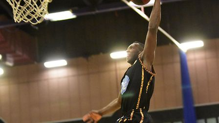 Levett Essex Leopards' Justin Hitchman will be one of the stars on show at Oaklands College. Picture