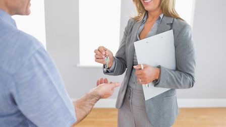 Buying with a tenant in situ means more money and less stress