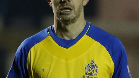 Jamie Cureton. Picture: LEIGH PAGE